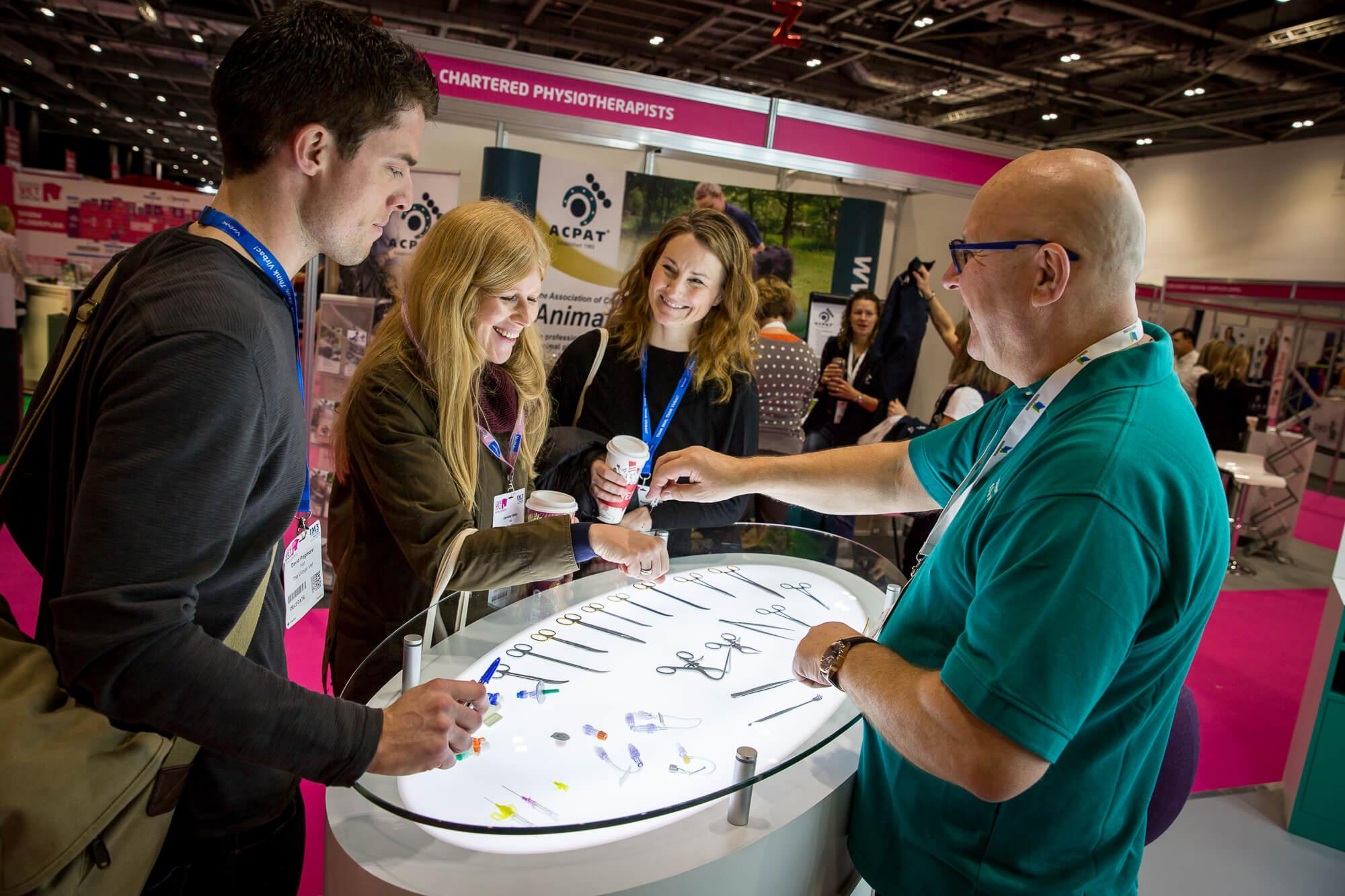 If you want to make an impact on the UK vet professions, the London Vet Show is the place to be.